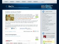 RecTec - Recruitment, Technologie en (Arbeidsmarkt)Communicatie