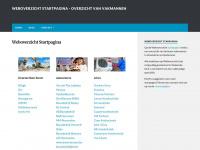 Weboverzicht startpagina - overzicht van vakmannen