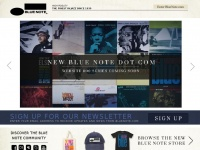 Bluenote.com - Home | Blue Note Records