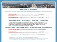 Wirtzfeld.be - Welcome to Wirtzfeld | Sneeuw in de Ardennen, Het Weer in België, Weather Web Cams, Sneeuw Mailing, Eifel Toerisme, Opinies
