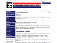 arnhemsoorlogsmuseum.com