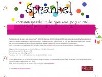 Stichtingsprankel.nl - Stichting Sprankel – Voor de Sprankel in het oog van het zieke kind