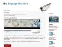 The Sausage Machine | ** Leerblog van Janien Benaets en the new generation **