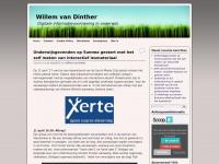 Willem van Dinther: digitale informatievoorziening in onderwijs