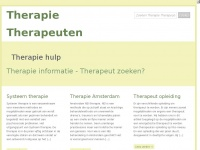 therapie-therapeuten.nl