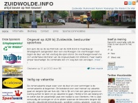 Zuidwolde.info | altijd boven op het nieuws!