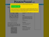 Binaire puzzels, online oplossen of printen - BinairePuzzel.net