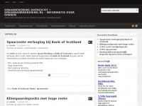 spaarbankrekening.nl