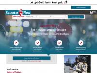Welkom bij Scooterflex - Scooterflex.nl