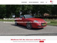 barchettaparts.com
