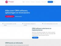 Alles over selectie van CRM software - CRMsystemen.nl