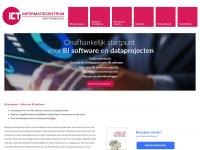 Alles over de toepassing en selectie van BI software - BIsystemen.nl