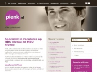 Pienk | Office Professionals - Pienk