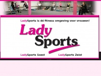 Ladysports.nu - LET OP in  Zeist : LadySports voor fitness in Zeist; lady′s only!
