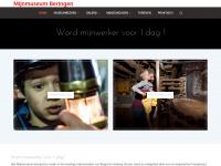 Mijnmuseum Beringen |  Musée de la Mine – Bergbaumuseum – Mine Museum