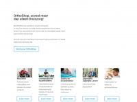 Thuiszorgartikelen en Orthopedische hulpmiddelen met terugbetaling - OrthoShop