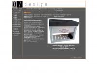 Oseven.eu - 07 Design, Massief eiken badkamermeubels, Osven design.