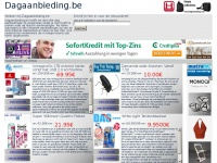 dagaanbieding.be