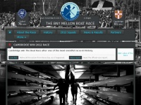 Theboatrace.org - Home | The Boat Race