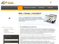 SoCreative Webdesign | Web + Design = SoCreative
