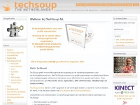 TechSoup Nederland | Technology for good