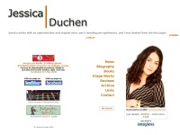 Jessicaduchen.co.uk - Welcome to  novelist and  classical music writer Jessica Duchen's website