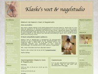 klaskesvoetverzorging.nl