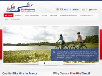 Bikehiredirect.com - Bike hire - Cycle rental | BikeHireDirect France