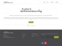 Kwekerijdewesterbouwing.nl - Kwekerij de Westerbouwing