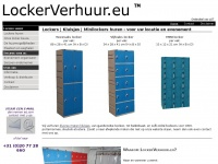 lockerverhuur.eu