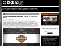 Home - Cruizem.nl - Alle cruisers, customs & choppers