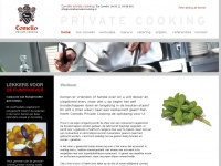 Comelloprivatecooking.nl - Tos Comello | Private Cooking