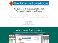 The Software Powerhouse - Innovatieve & creatieve softwareontwikkeling.