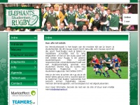 E.S.R.C. The Elephants –  Student Rugby