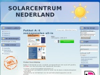 Pakket A: 6 zonnepanelen all-in