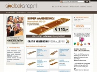 Sjoelbak kopen? Ga naar Sjoelbakshop.nl