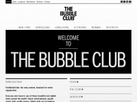 Thebubbleclub.nl - Suspended Domain