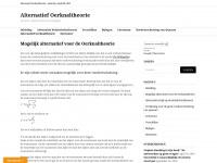 Alternatief Oerknaltheorie – en meer.. (Henk Druiven, Groningen)