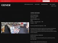 Goner-records.com - Goner Records