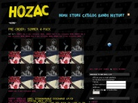 Hozacrecords.com - HoZac Records