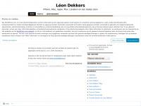 Léon Dekkers | iPhone, iMac, Apple, Plex, Lissabon en een beetje Léon