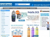 Spatopper | De specialist voor je spa, jacuzzi, bubbelbad of hot tub