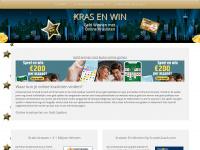 Krassen en Winnen. Geld winnen met online krassen en krasloten