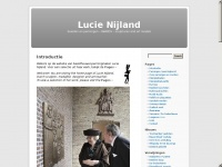 Lucienijland.nl - Lucie Nijland - beelden en penningen - sculptures and art medals