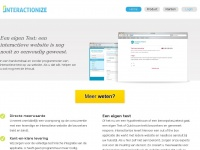 Interactionize - Add some action to your website