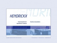 Hendrickxnv.be