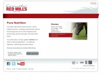 Redmills.my - Get details of Connolly's RED MILLS horse feeds  for feeding horses