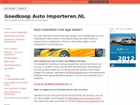 goedkoop-auto-importeren.nl