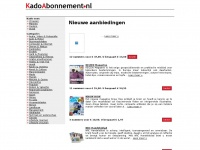 kadoabonnement.nl
