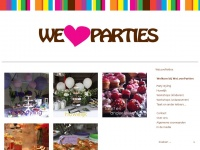 party planning & styling | WeLoveParties.nl